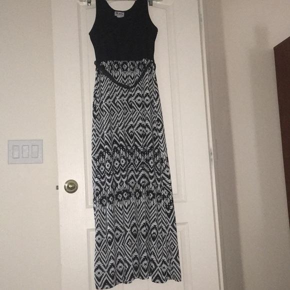 Large Maxi Dress
